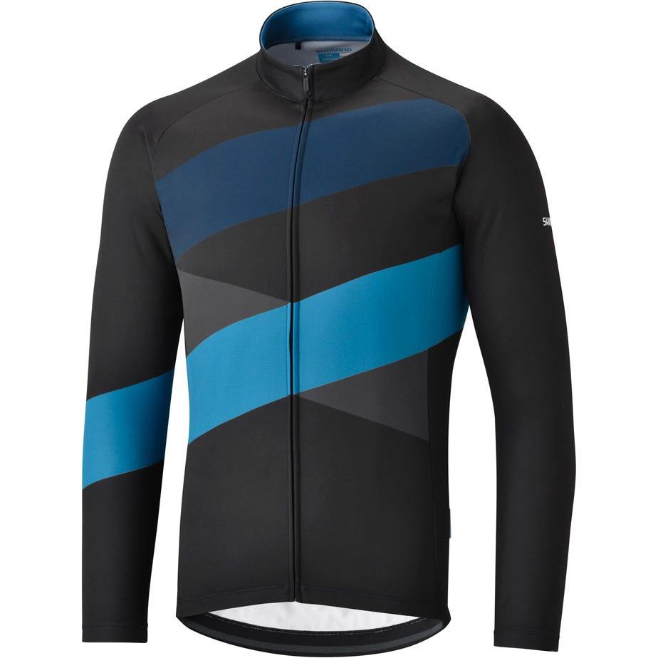 Shimano Clothing Men's Thermal Team Jersey