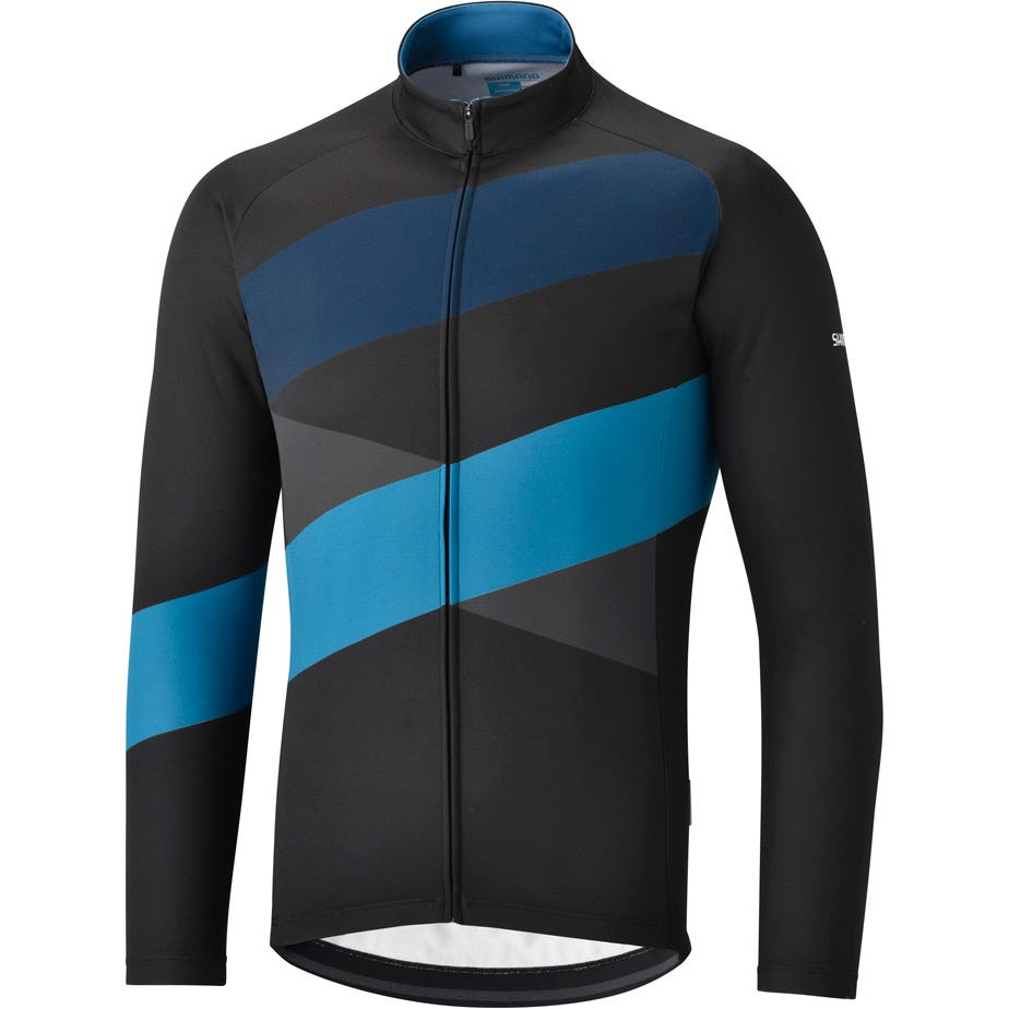 Shimano Clothing Men's Thermal Team Jersey