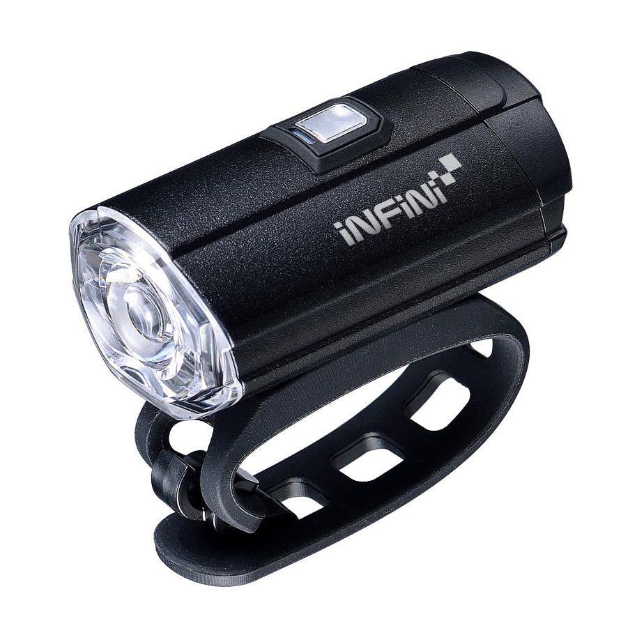 Infini Tron 300 USB front light, black