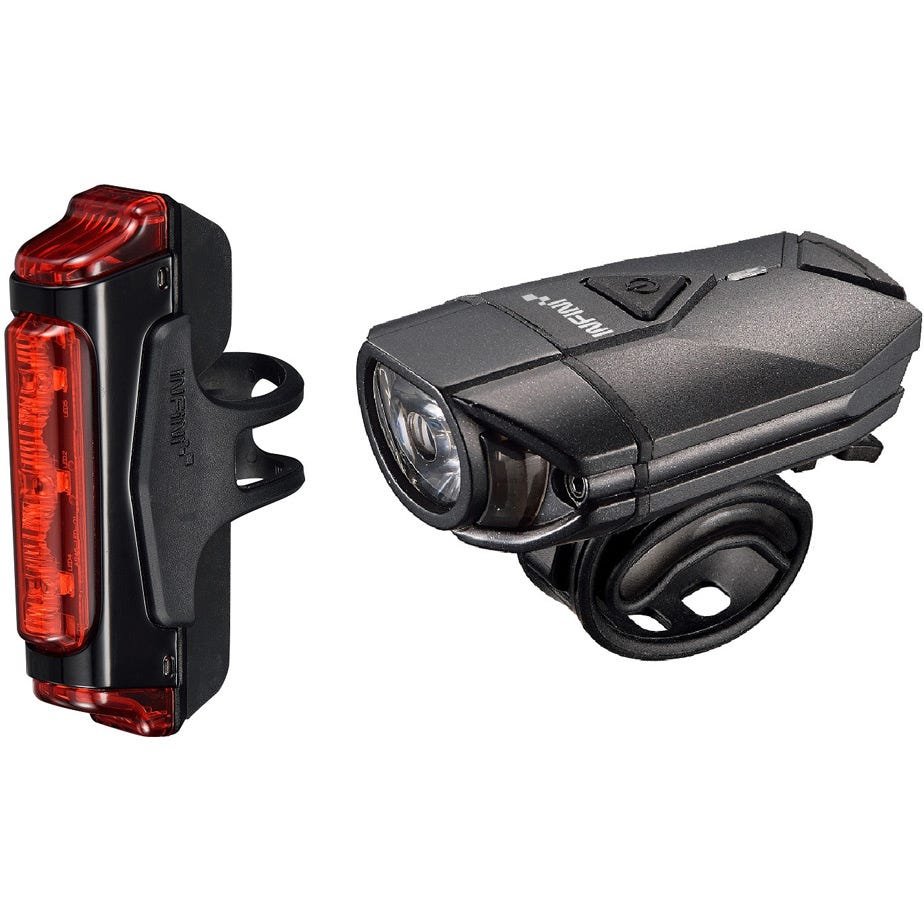 Infini Lighting twin pack, Super Lava 300 and Sword Super Bright 30 COB Rear Light