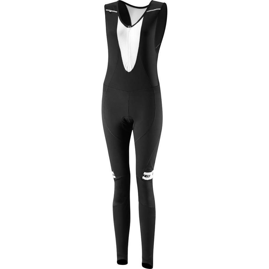 Madison Sportive Shield Softshell women's bib tights with pad