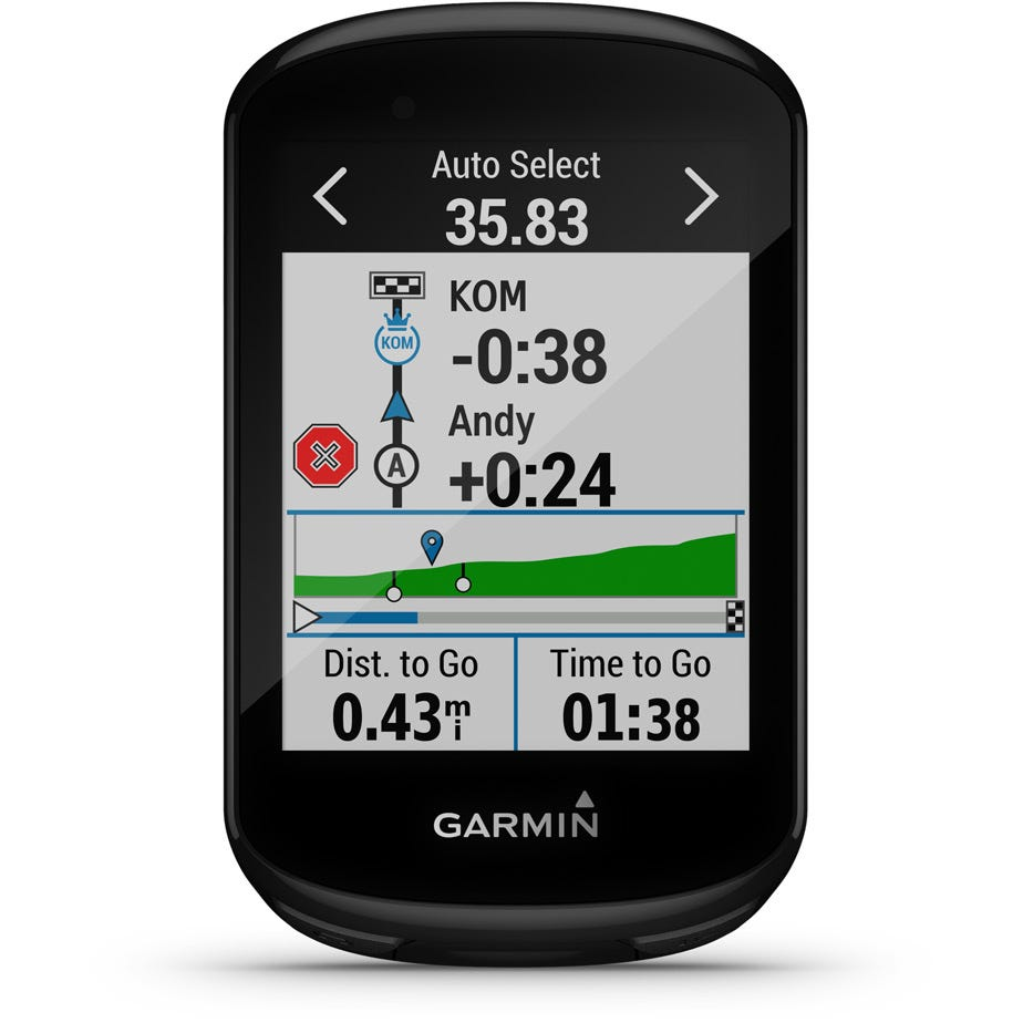 Garmin Edge 830 GPS enabled computer
