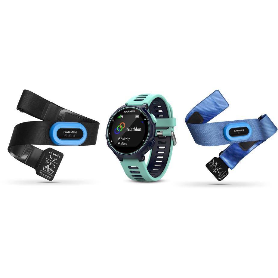 Garmin Forerunner 735XT multisport GPS watch