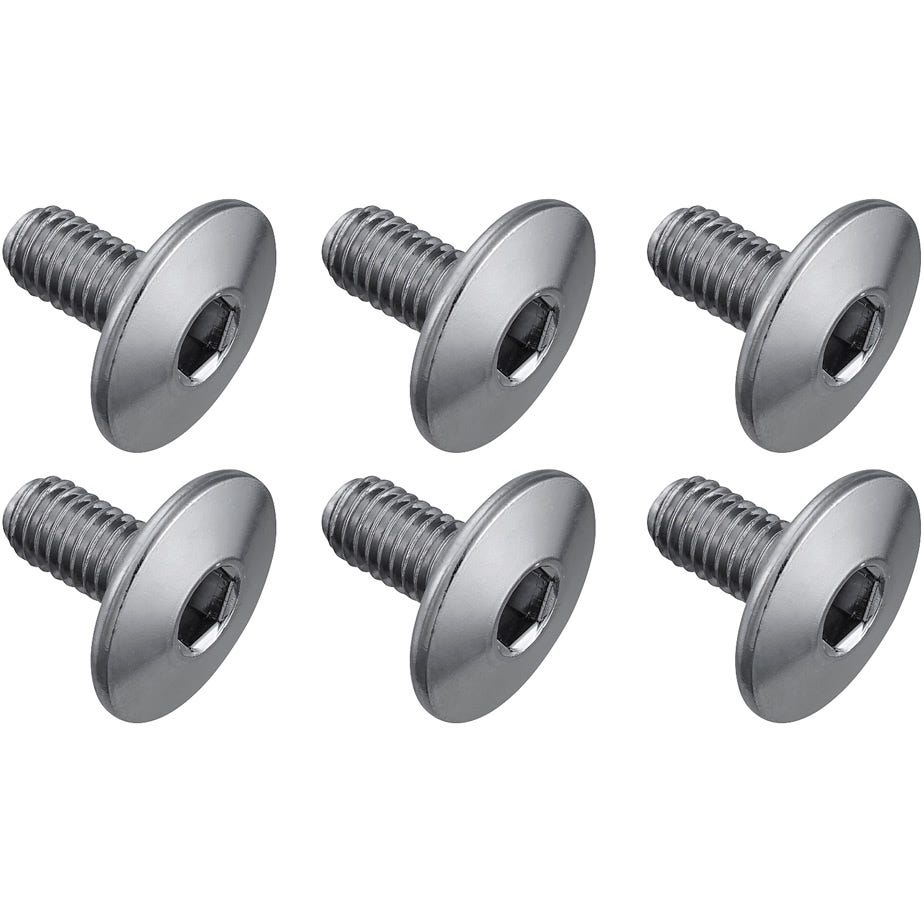 Shimano Spares SPD SL 10 mm cleat bolts x 6