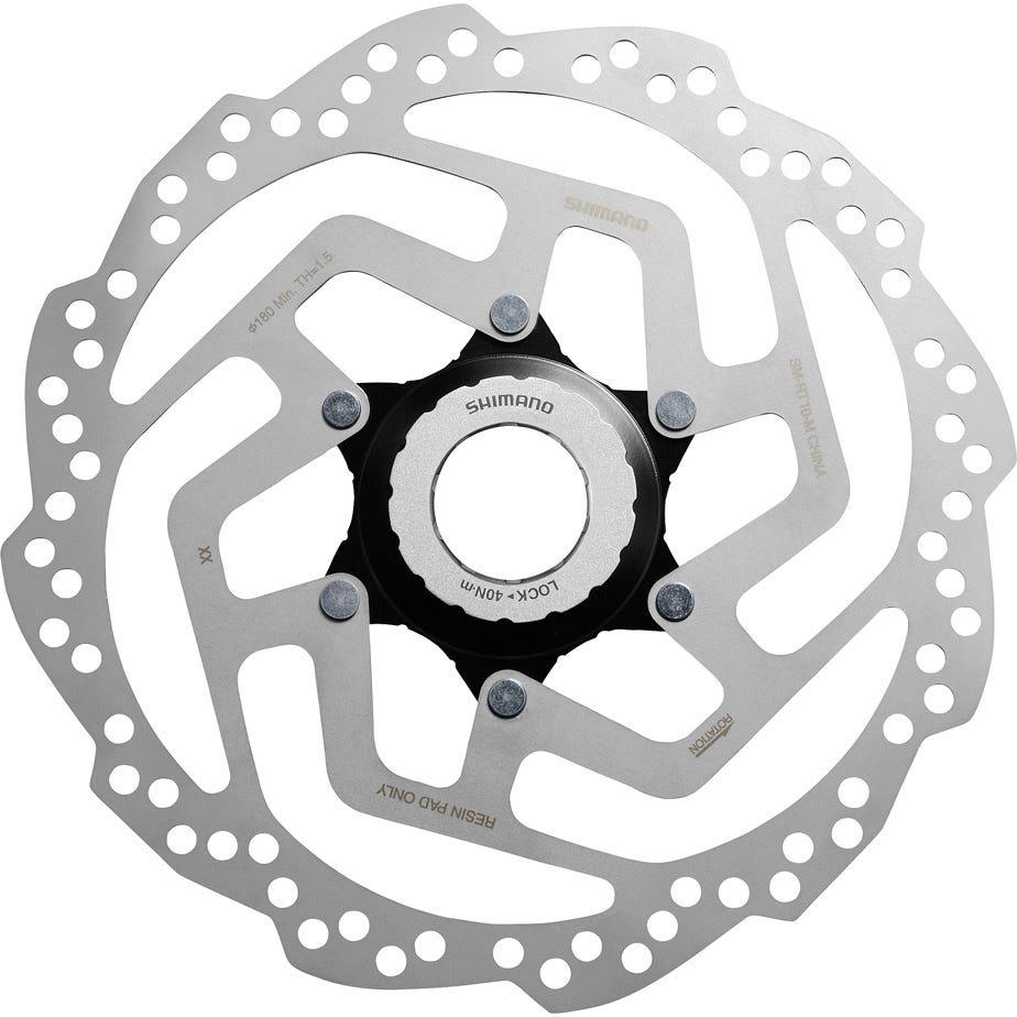 Shimano Tourney / TY SM-RT10 Tourney TX Center Lock disc rotor
