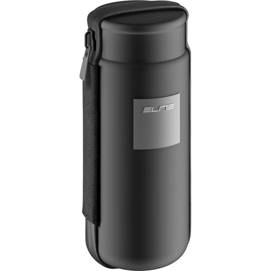 Elite Takuin storage case, black with grey logos