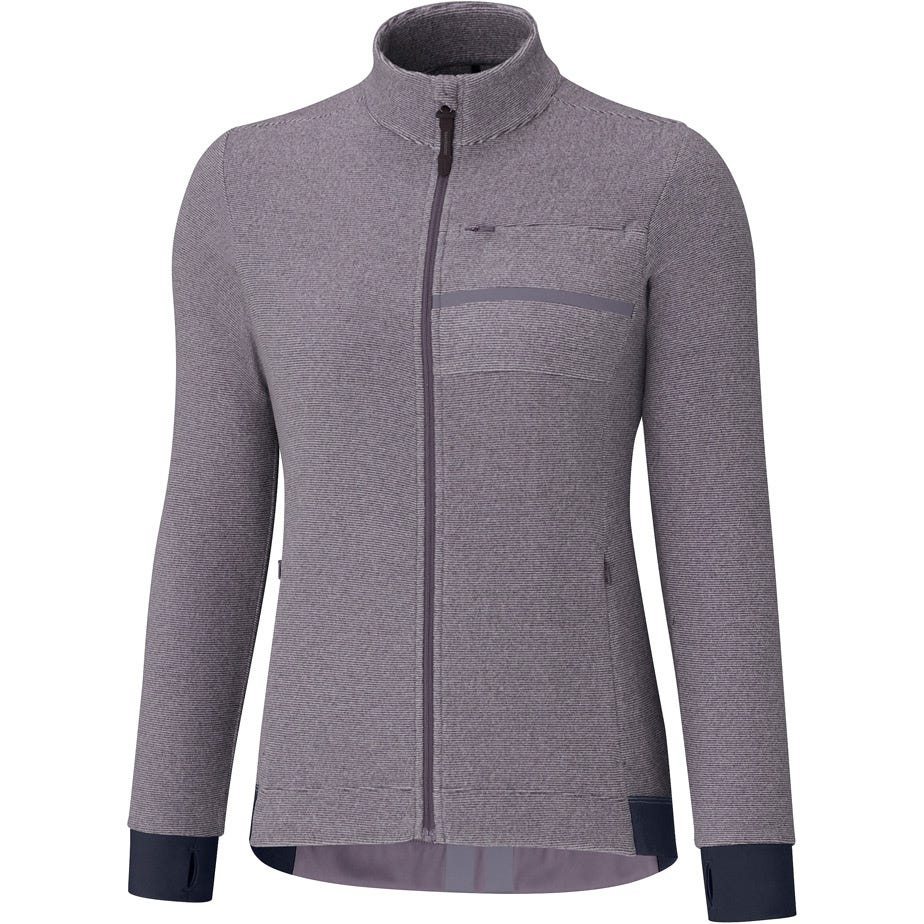 Shimano Clothing Women's Transit Fleece Jersey