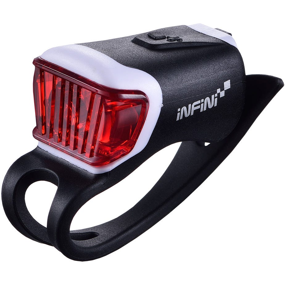Infini Orca micro USB rear light with QR bracket