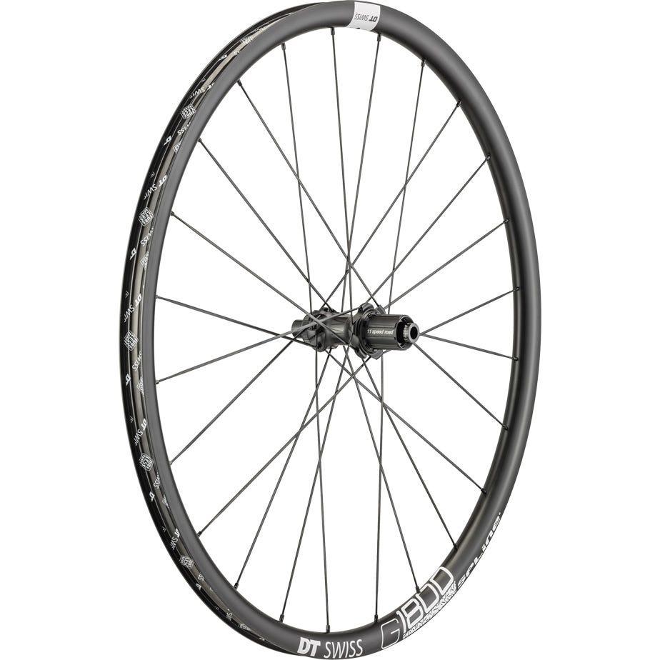 DT Swiss G 1800 SPLINE disc brake wheel, clincher 25 x 24 mm, 700c rear