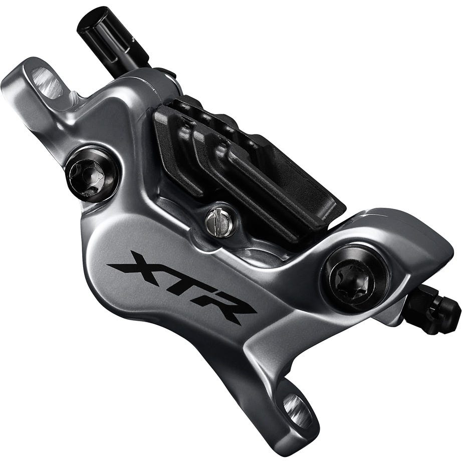 Shimano XTR BR-M9120 XTR disc brake calliper, post mount, front or rear