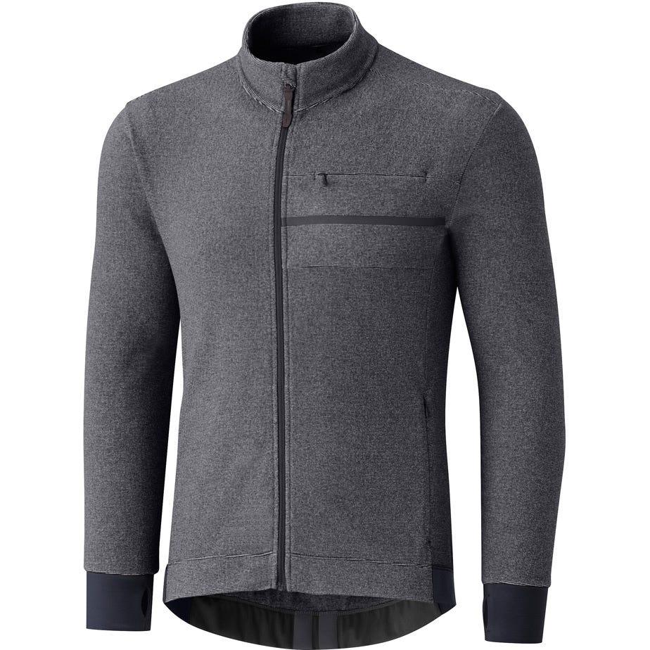 Shimano Clothing Men's Transit Fleece Jersey