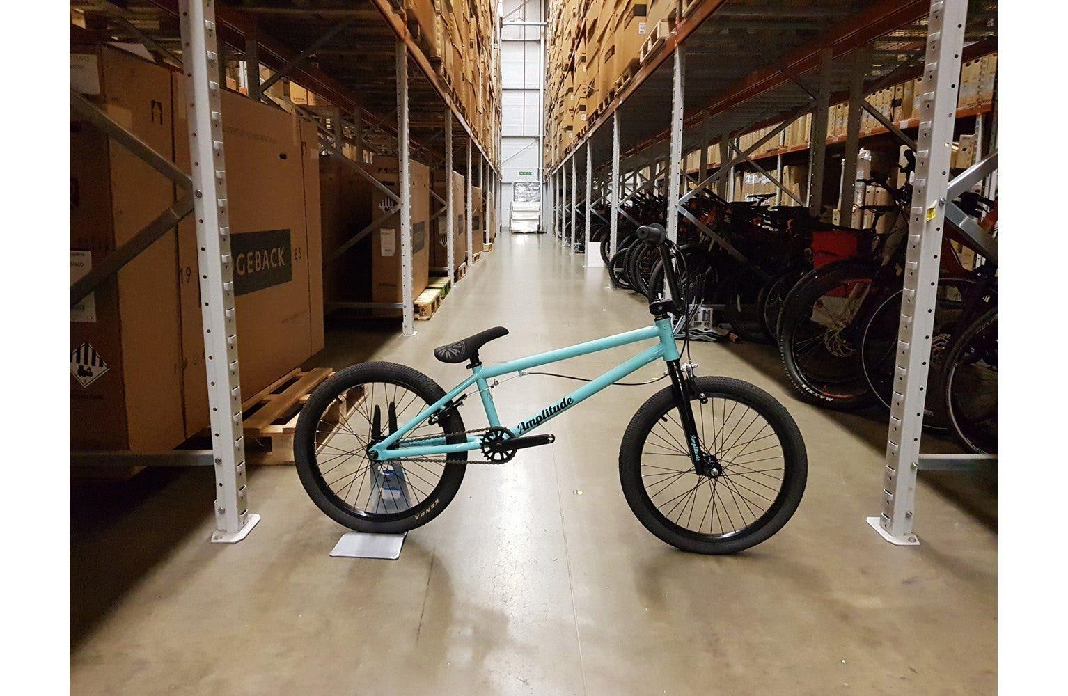 Saracen 2018  Amplitude Frequency BMX Ex Brand Sample Bike