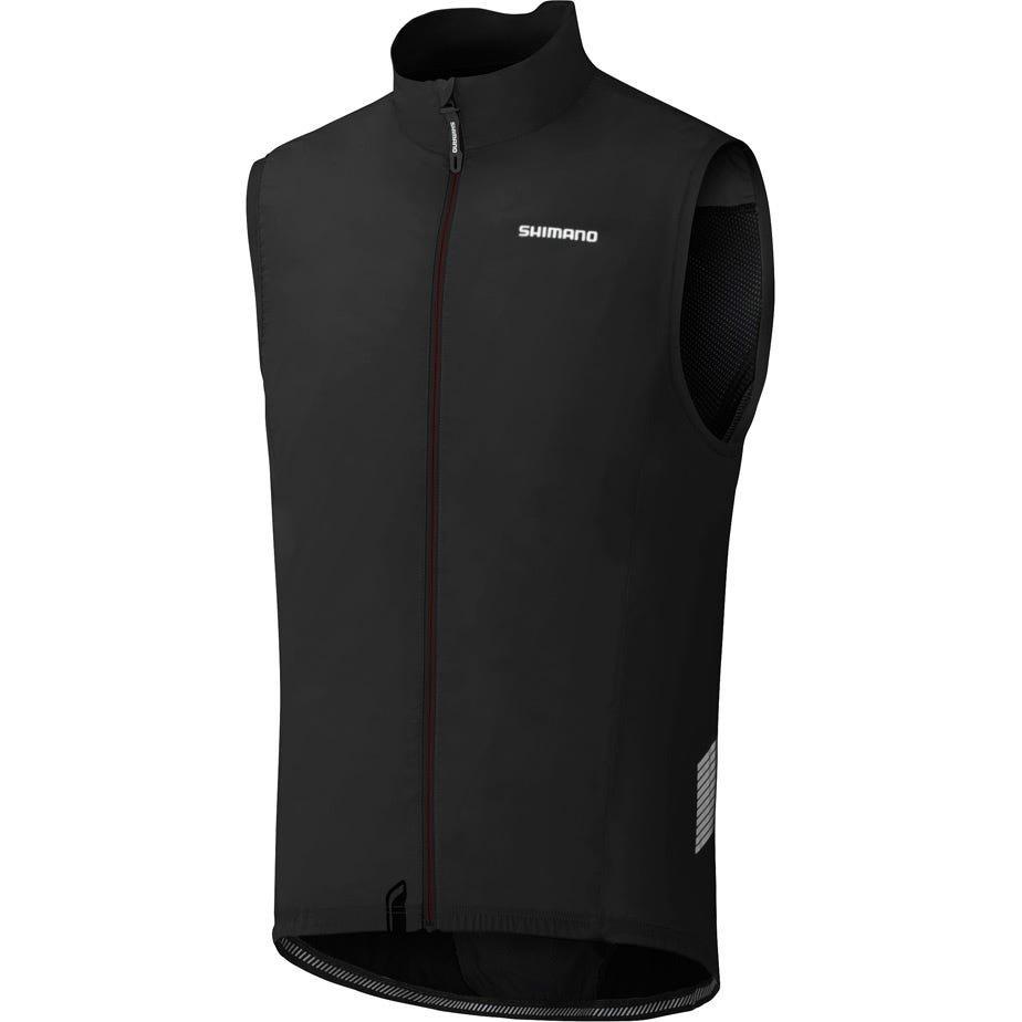 Shimano Clothing Men's Compact Wind Gilet