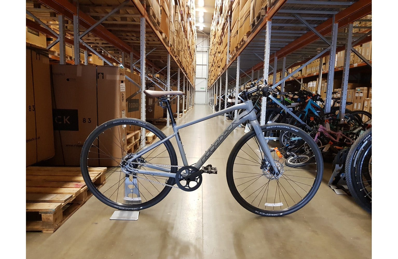 Ridgeback 2017  Flight 03 SM Ex Display Bike