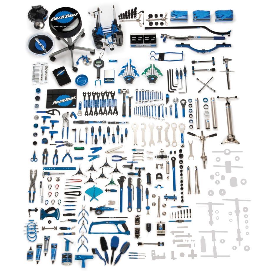 Park Tool BMK-264 - Base Master tool set