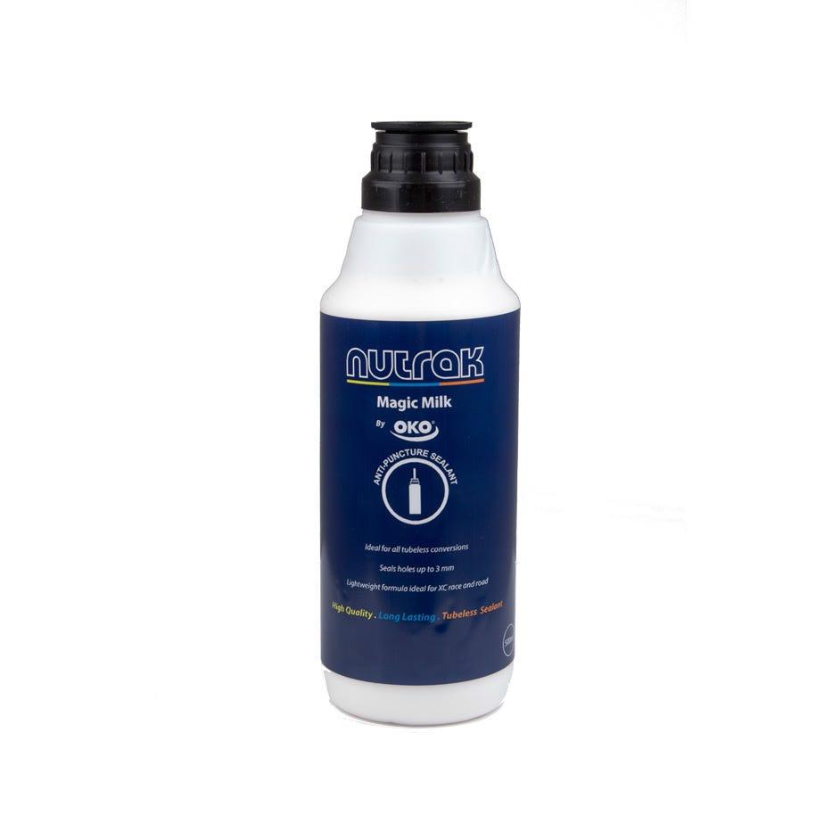 Nutrak Magic Milk tubeless tyre sealant, 500 ml