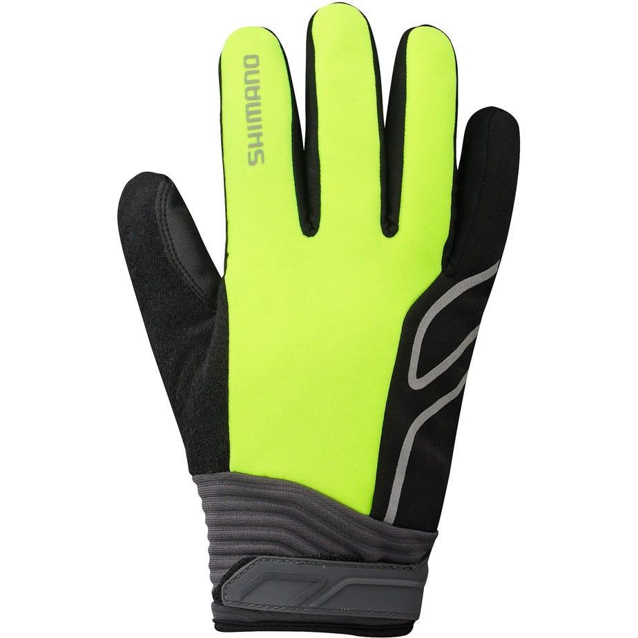 Shimano Clothing Hi-Viz glove