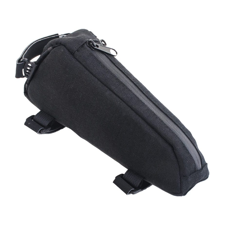 Madison TT10 Top tube bag, foil lined with side pocket and hidden lead port