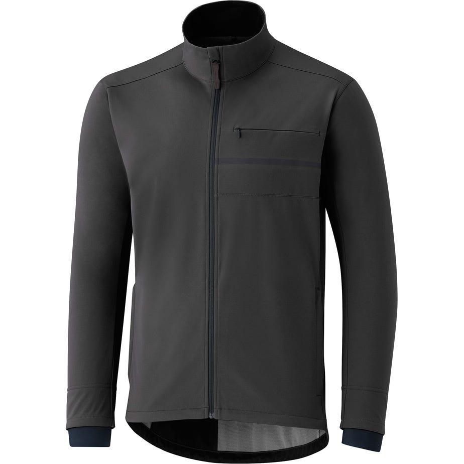 Shimano Clothing Men's Transit Softshell Jacket