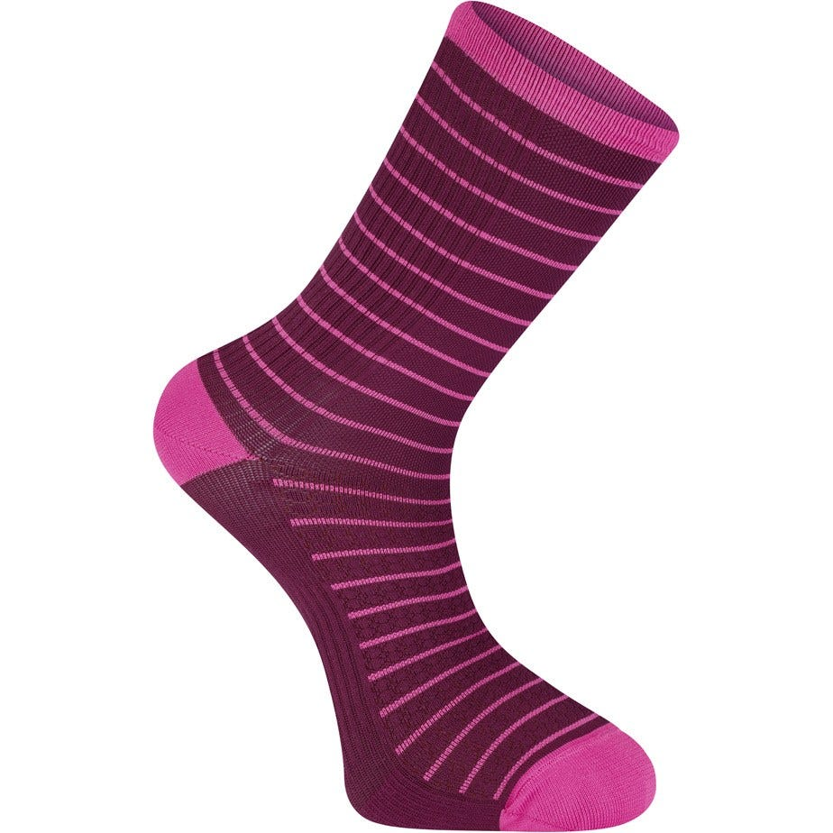 Madison RoadRace Premio extra long sock, fade stripes