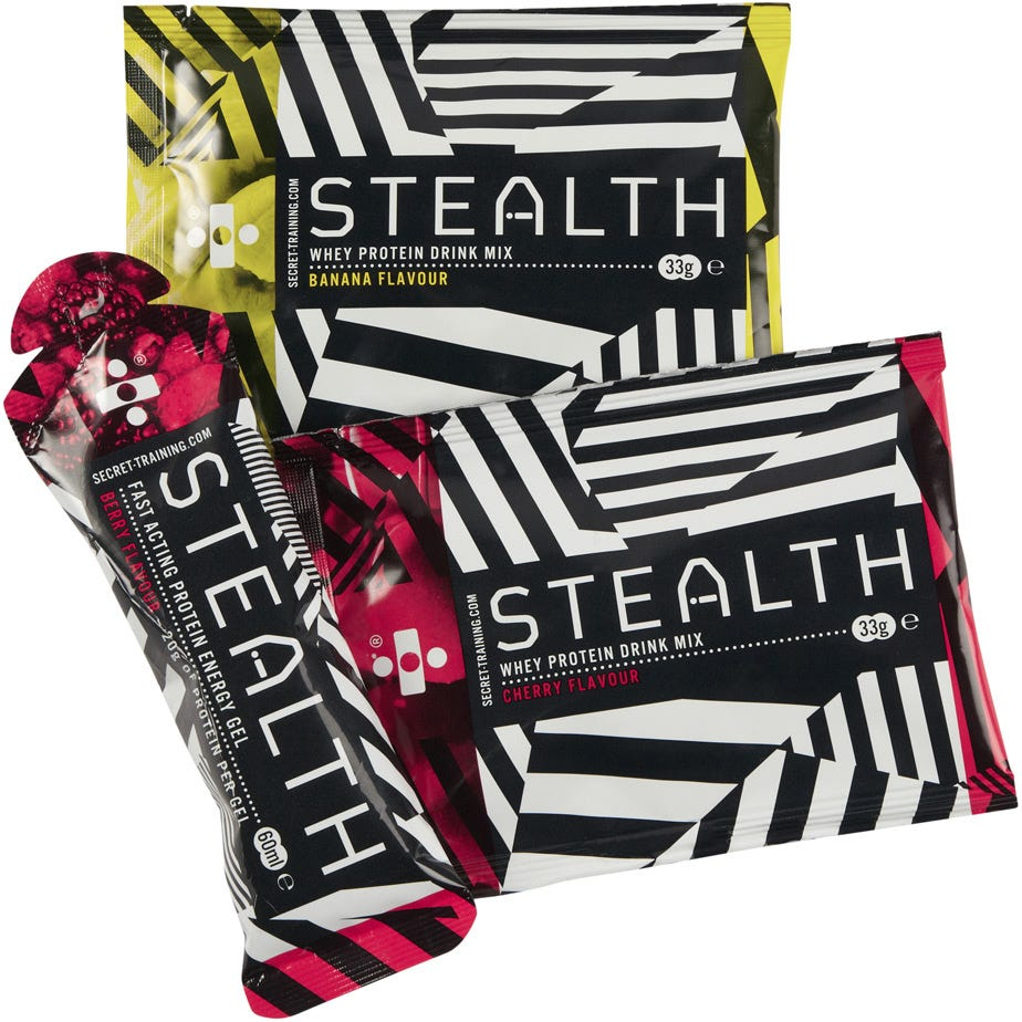 Stealth Whey Protein Recovery Powder