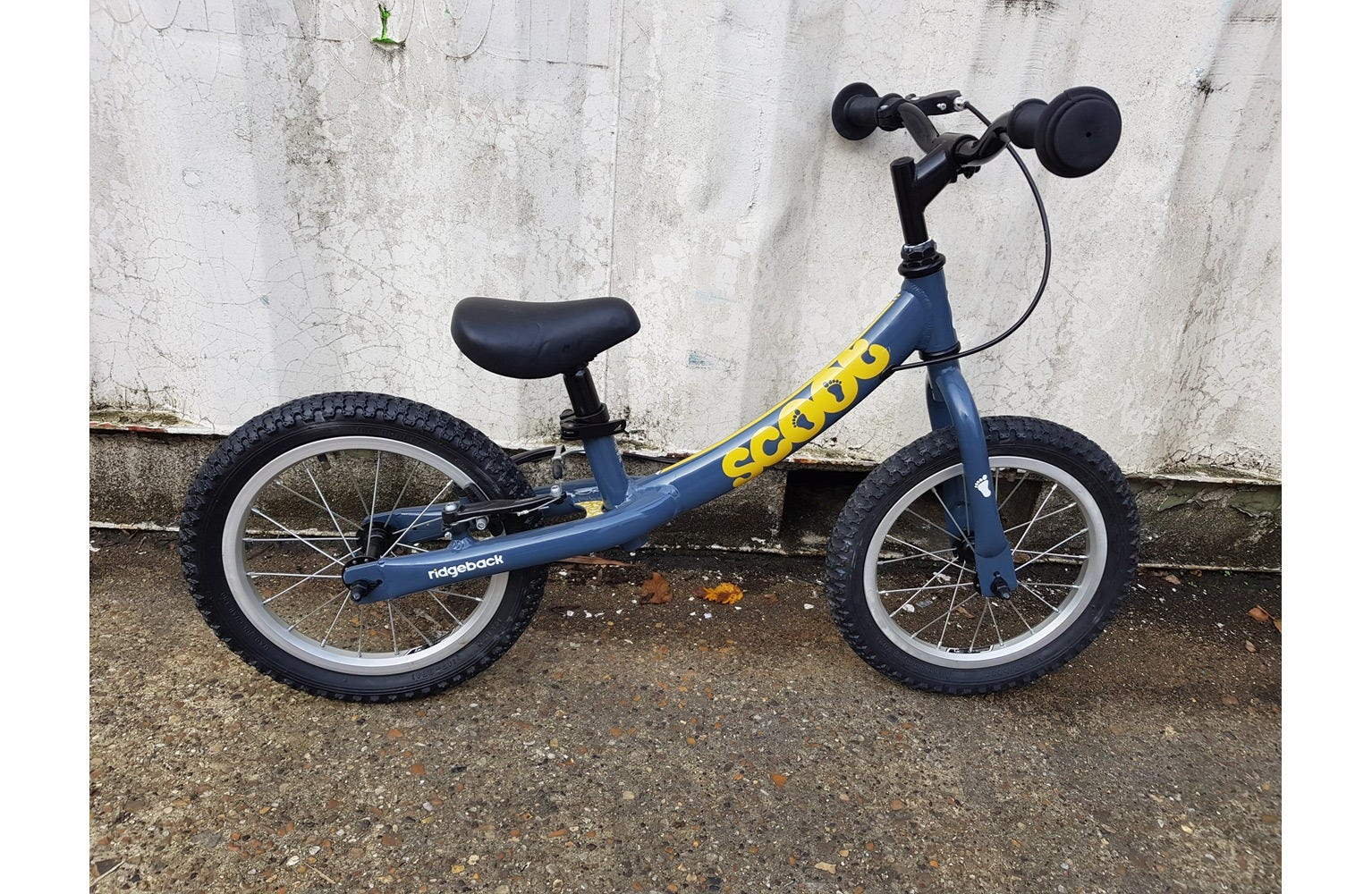 Ridgeback Scoot XL beginner Ex Brand Sample Bike - Blue