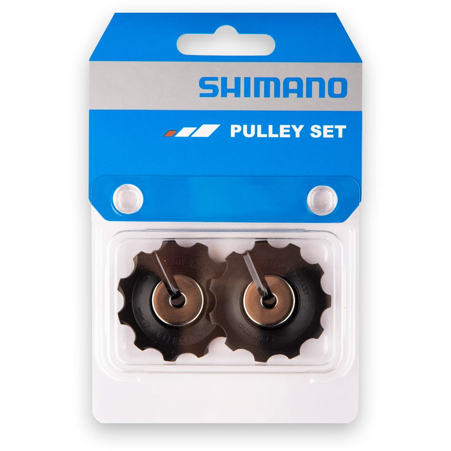Shimano Spares Tension and Guide Pulley Set