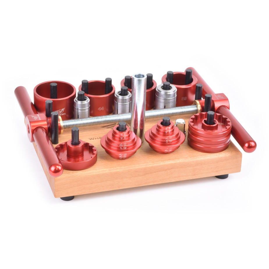 Wheels Manufacturing Professional Bottom Bracket Tool Kit
