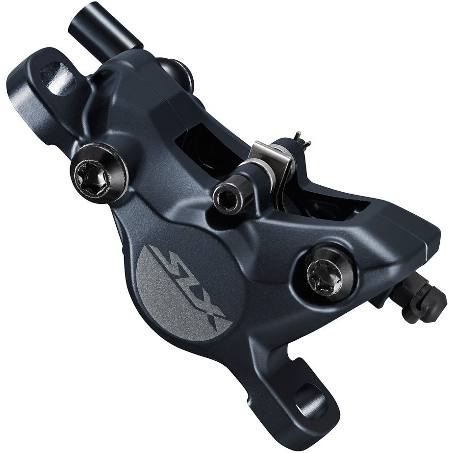 Shimano SLX BR-M7100 SLX 2-piston calliper, post mount , front or rear