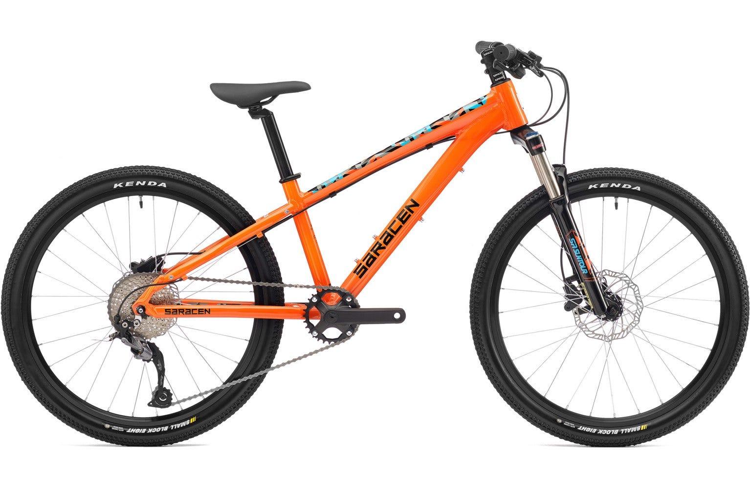 Saracen Mantra 2.4 bike