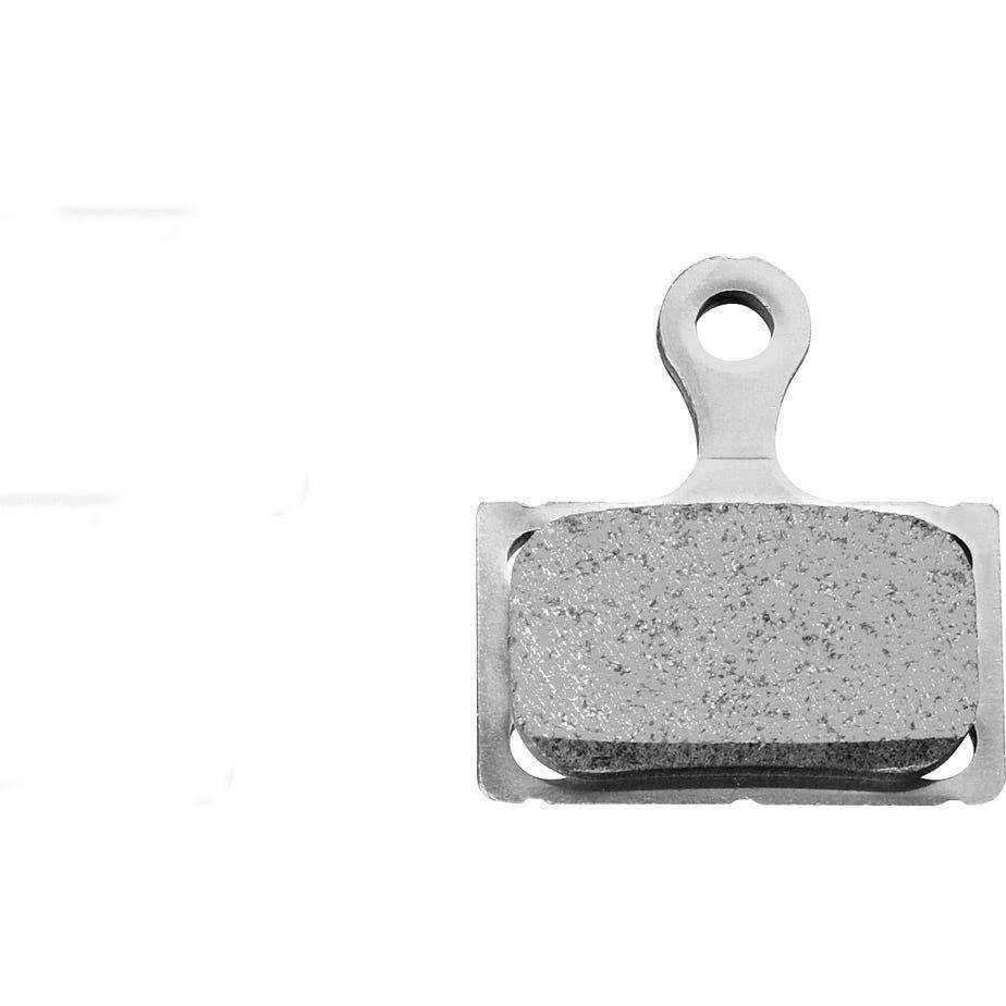 Shimano Spares K02S disc brake pads, steel backed, resin