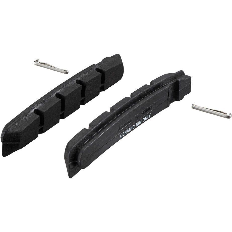 Shimano Spares XT / XTR V-brake replacement cartridge insert (for ceramic rim)