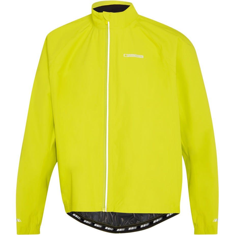 Madison Peloton men's waterproof jacket