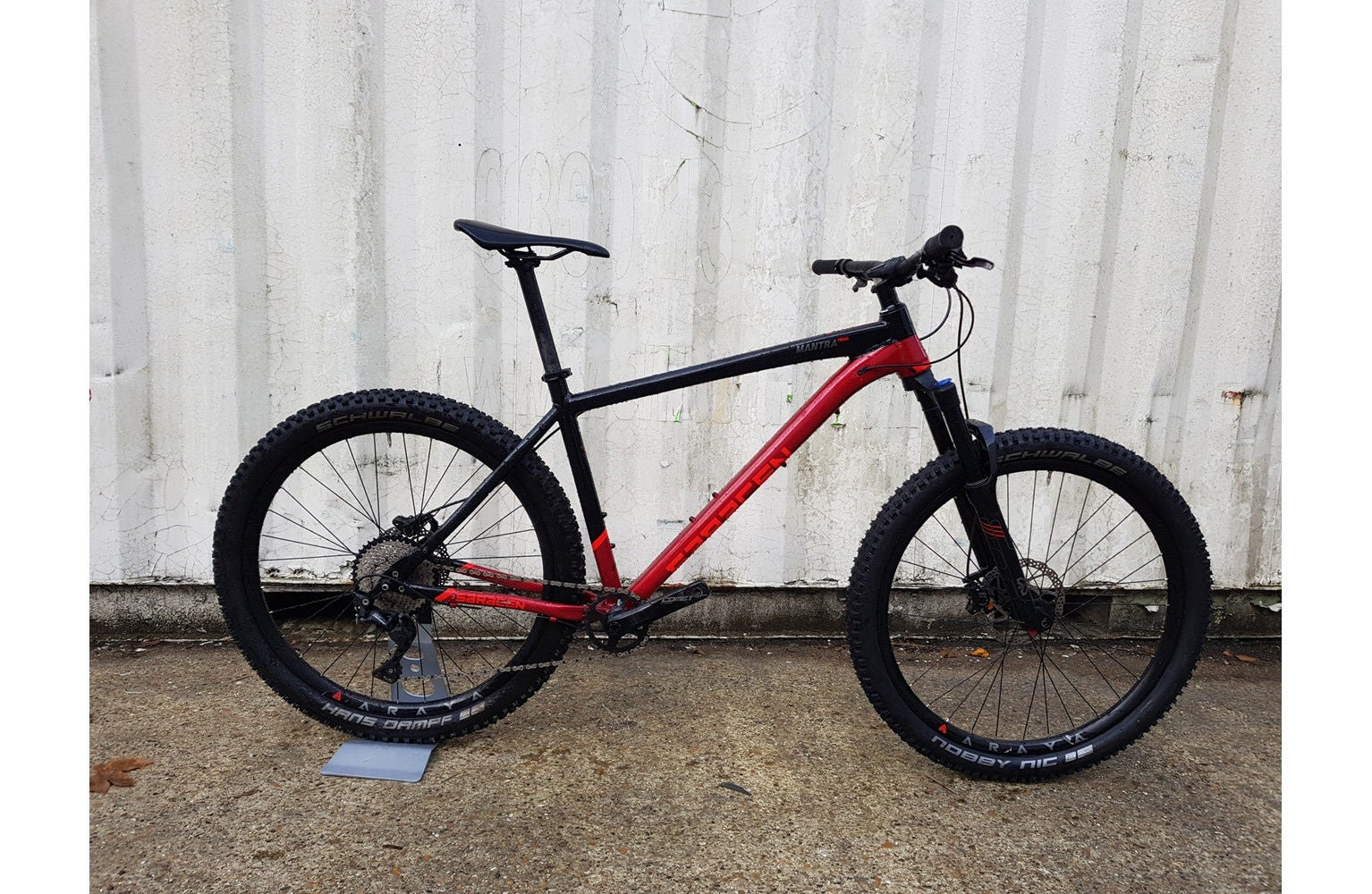 Saracen Mantra Trail LSL 19 inch Ex Brand Sample Bike