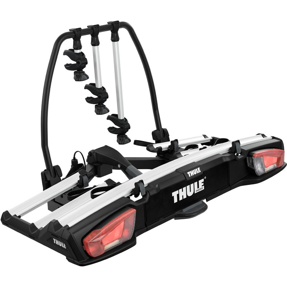Thule 939 VeloSpace XT 3-bike towball carrier 13-pin