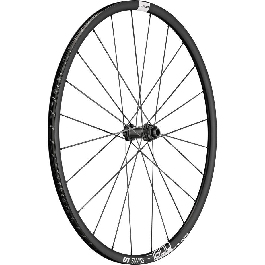 DT Swiss P 1800 MY19 SPLINE disc brake wheel, clincher 23 x 18 mm, front