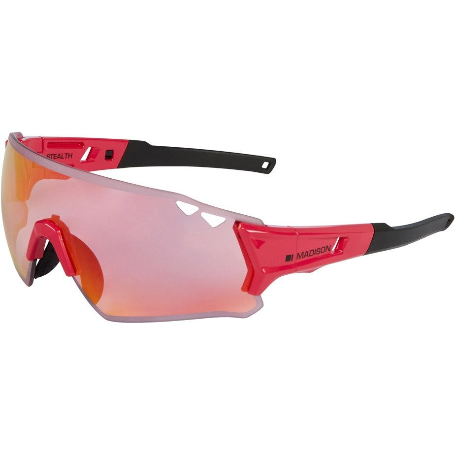 Madison Stealth glasses 3 pack
