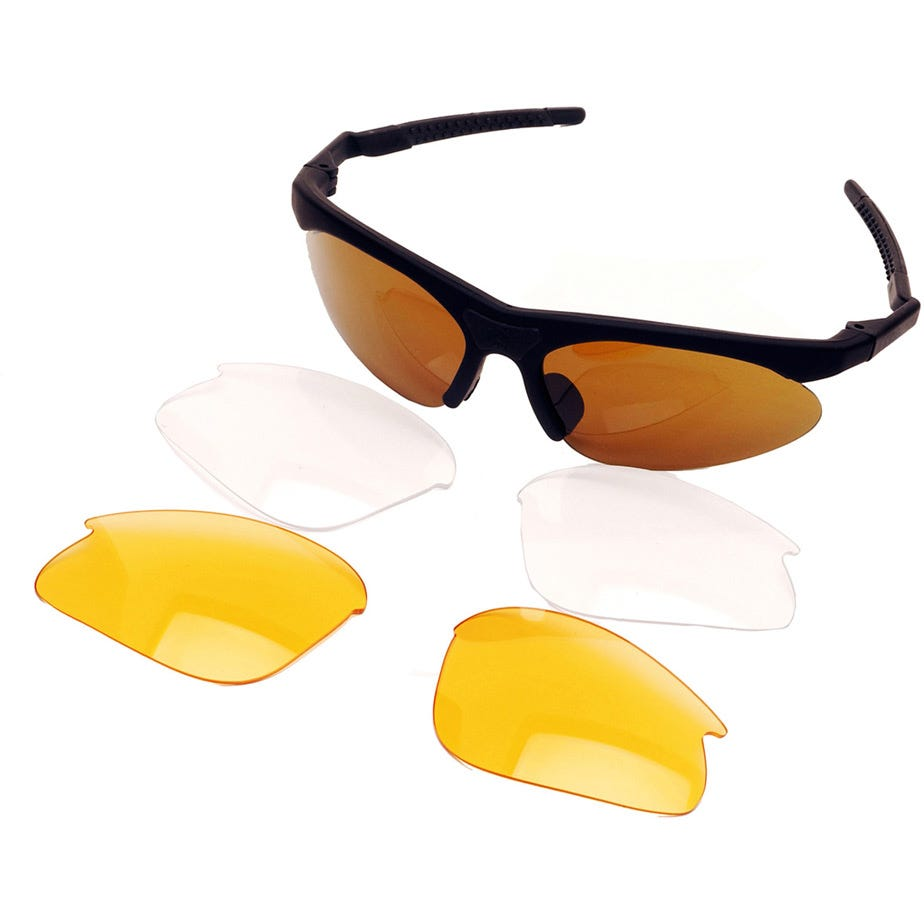 Madison Wishbones glasses set - triple set