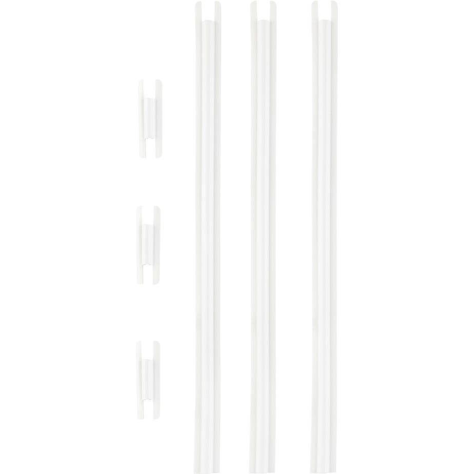 Shimano Non-Series Di2 SM-EWC2 E-tube Di2 cable cover sheath for EW-SD50, white