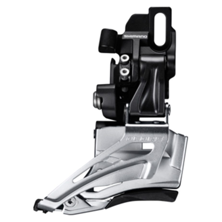 Shimano Deore Deore M618-D double front derailleur, direct mount, down swing, top pull
