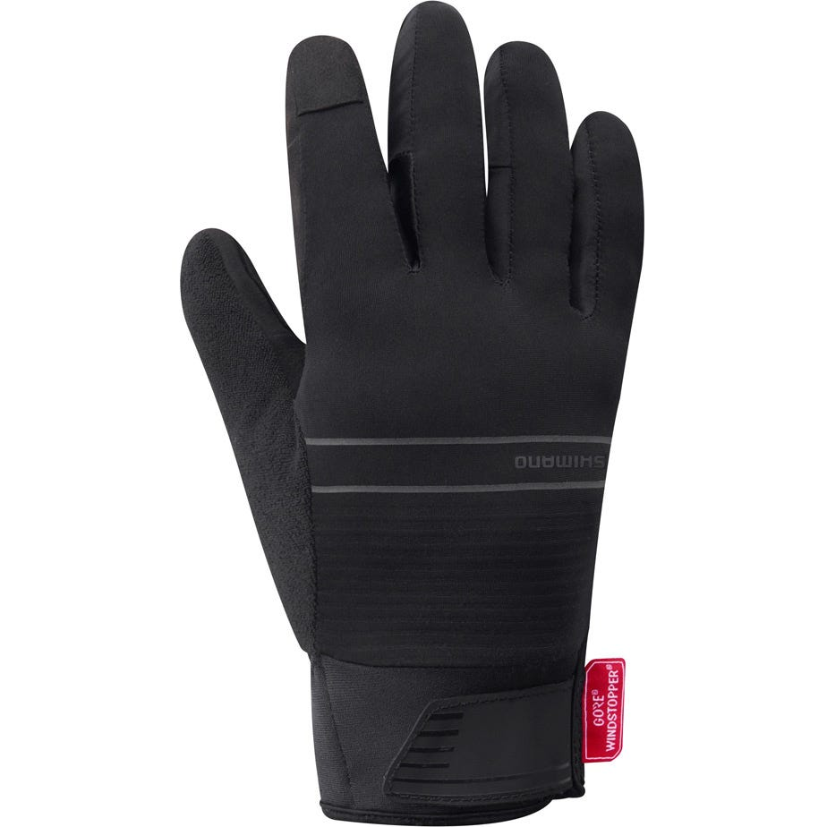 Shimano Clothing Unisex WINDSTOPPER® Insulated Gloves