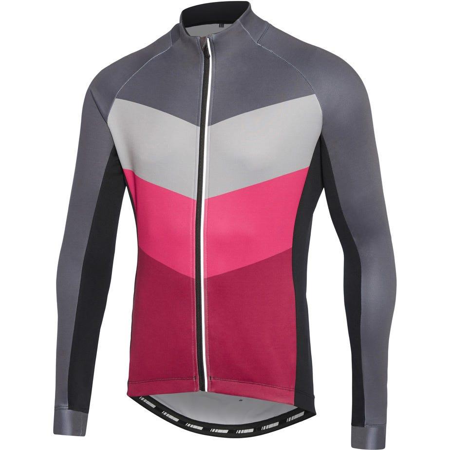 Madison Sportive men's long sleeve thermal roubaix jersey