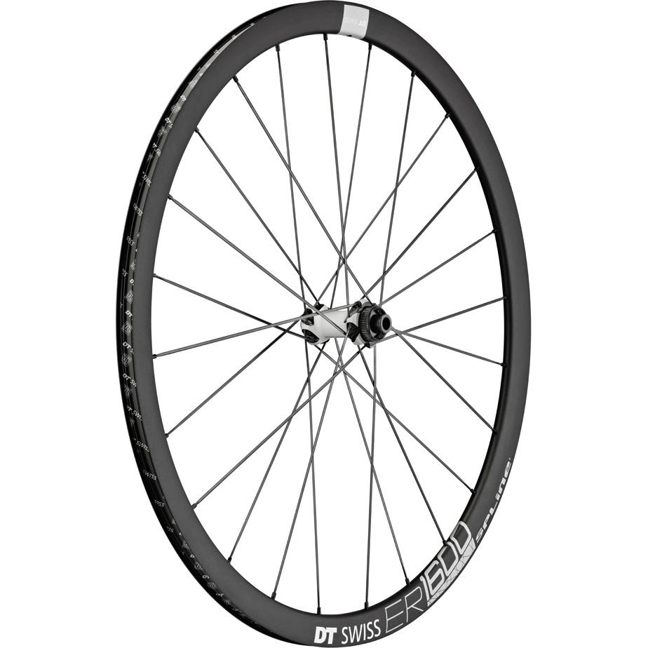 DT Swiss ER 1600 SPLINE disc brake wheel, clincher 32 x 20 mm, front