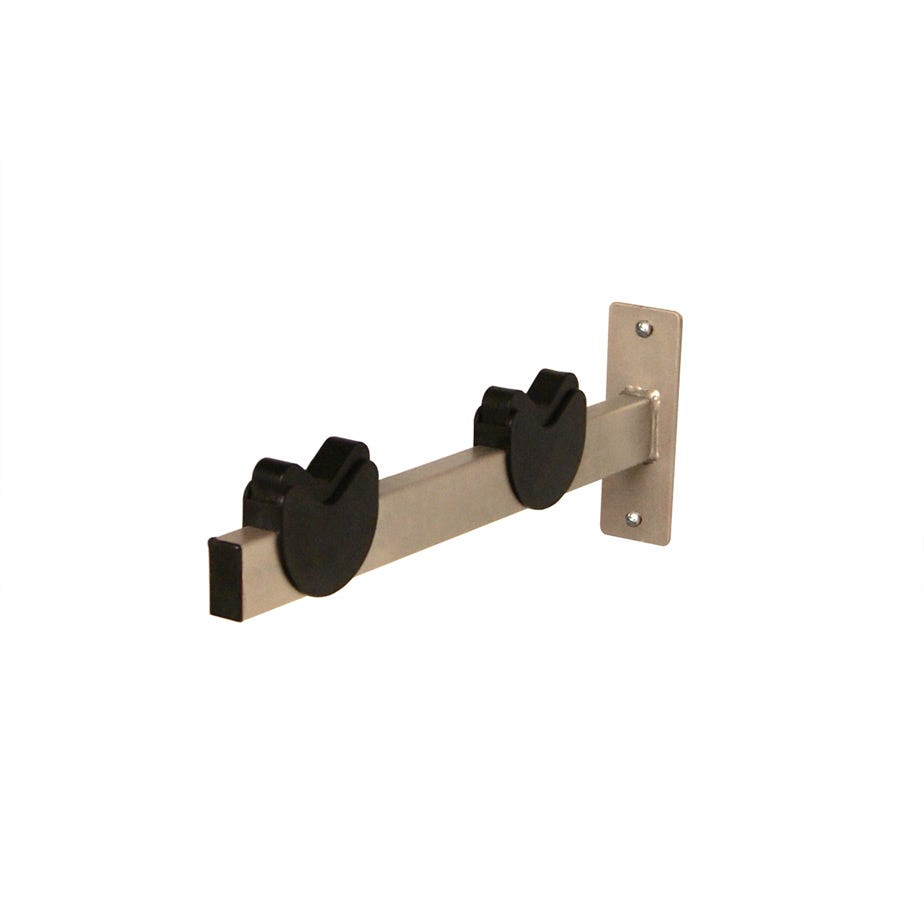 Gear Up Platinum 2 wheel storage wall rack