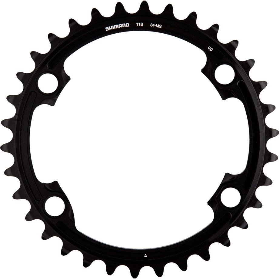 Shimano Spares FC-R9100 Chainring 34T-MS for 50-34T