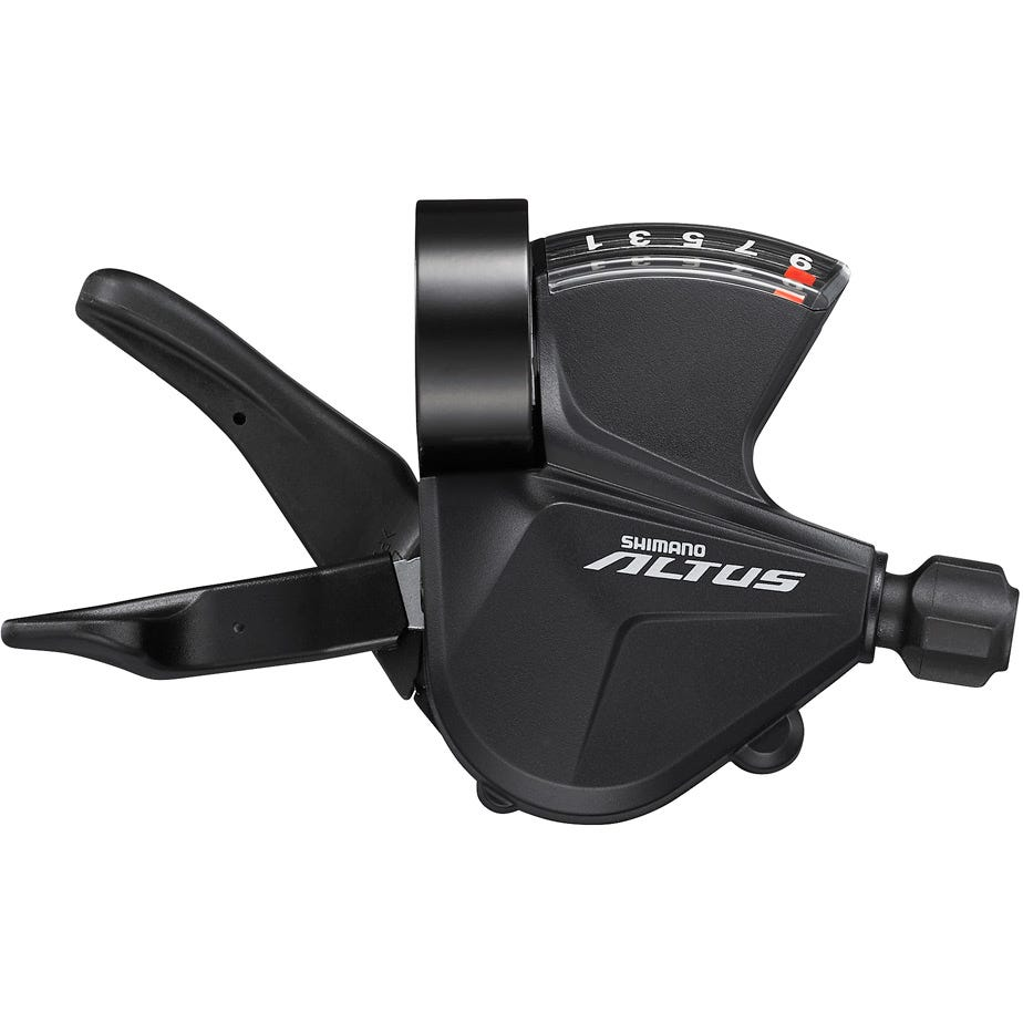 Shimano Altus SL-M2010-9R Altus shift lever, band on, 9-speed, right hand
