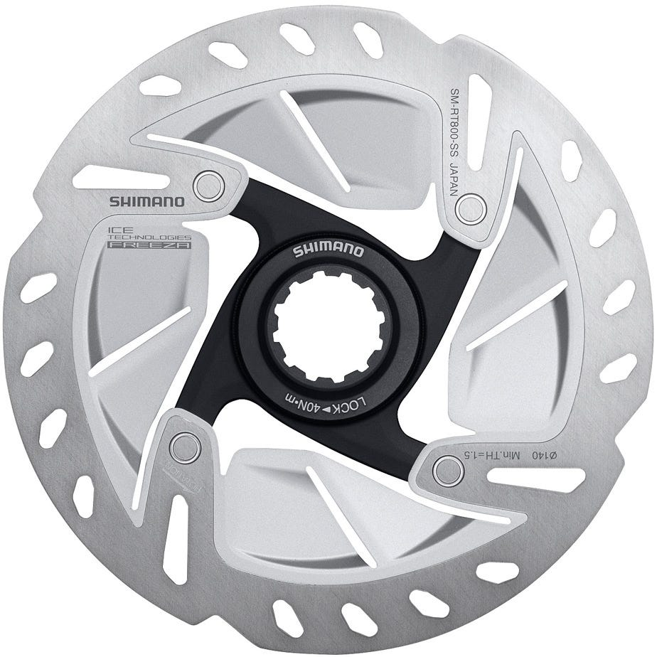 Shimano Ultegra SM-RT800 Ultegra Ice Tech FREEZA Center Lock rotor