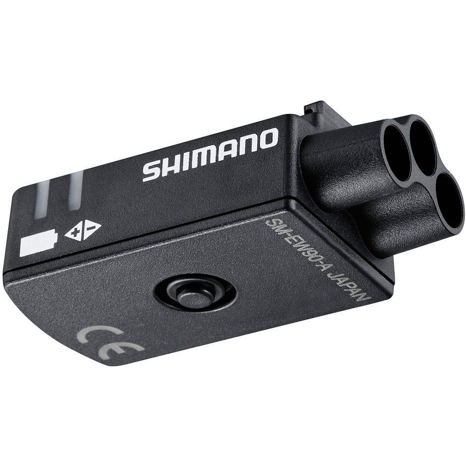 Shimano Non-Series Di2 SM-EW90-A E-tube Di2 Junction-A, 3 port