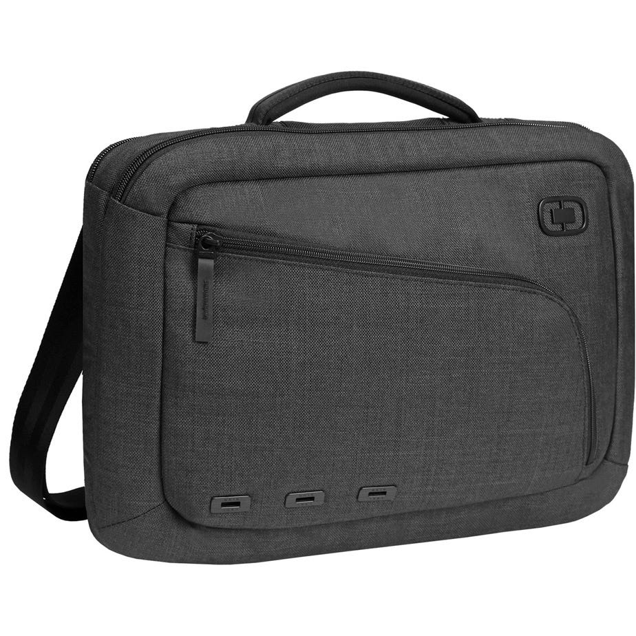 OGIO Slim Sleeve Messenger 15 inch Black