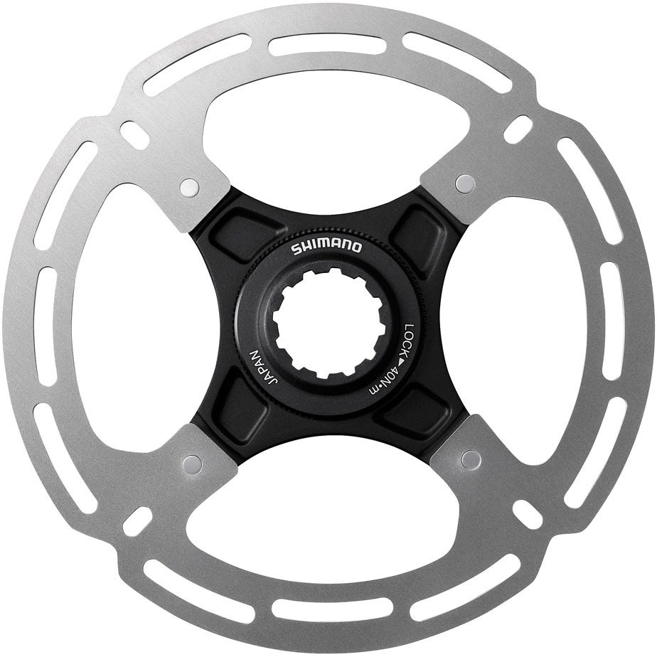 Shimano Metrea SM-RT500 Metrea U5000 Ice Tech disc rotor, 140 mm